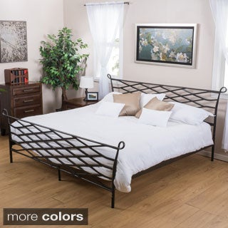 Christopher Knight Home Spellman Iron Bed Frame