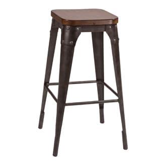 Hillsdale Furniture's Morris Backless Bar Stool