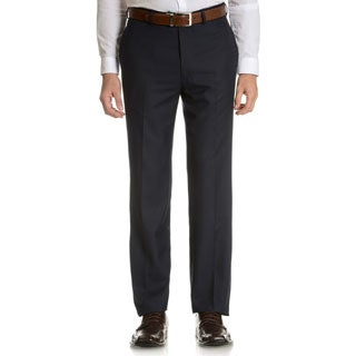Tommy Hilfiger Men's Blue Trim Fit Suit Separate Pant