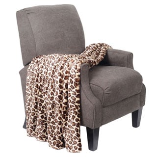 BNF Home Double Sided Animal Throw