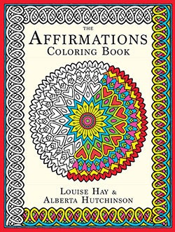 The Affirmations Coloring Book (Paperback)