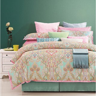 EverRouge Palace 7-piece Cotton Duvet Set