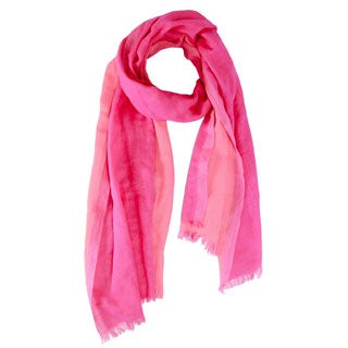 Saachi Women's Reversible Cotton Scarf (India)