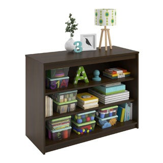 Altra Elements Resort Cherry Bookcase by Cosco