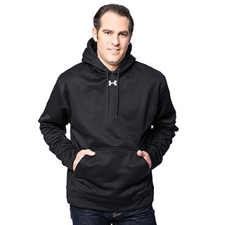 Under Armour Men's Black Coldgear Training Hoodie