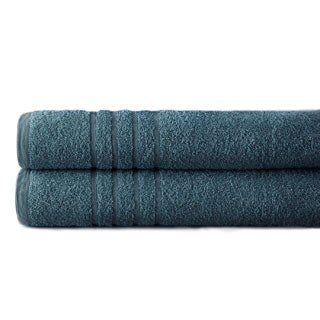 100-percent Cotton Oversized Bath Sheet (Set of 2)