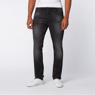 JNCO Men's Woozy Tagger Black Comfort Fit Jeans