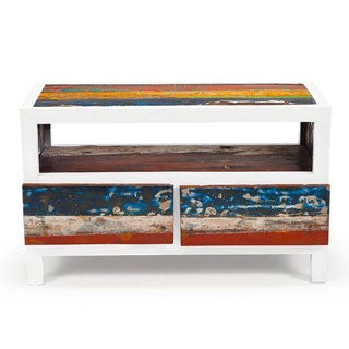 Cruise Control Reclaimed Wood Console