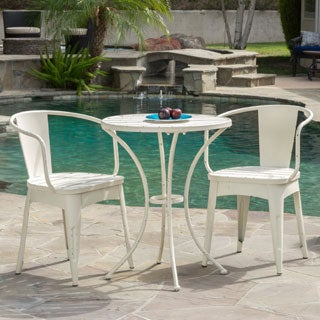 Christopher Knight Home Colmar Outdoor 3-piece Bistro Set