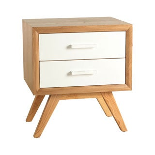 Porthos Home Braxton Mid-Century Side Table