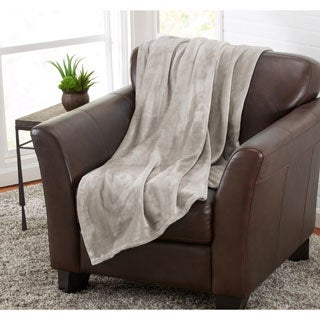 Darcy Collection Ultra Plush Luxury Throw Blanket