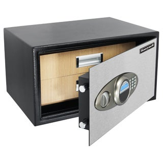 Honeywell 1.23 Cu. Ft. Two-Drawer Steel Security Jewelry Safe