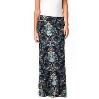 Women's Popana Print Maxi Skirt