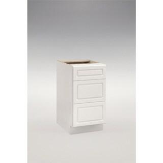 Altra Heartland Cabinetry Keystone 18-inch 3-Drawer Base Cabinet DB18
