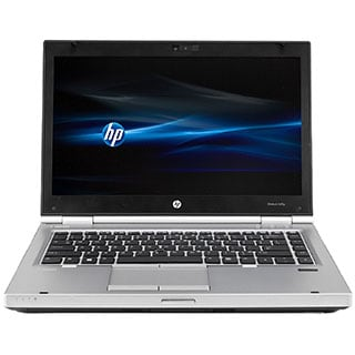 HP Elitebook 8470P 14-inch 2.6GHz Intel Core i5 8GB RAM 256GB SSD Windows 7 Laptop (Refurbished)