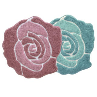 Jessica Simpson Bloom 26x28 Bath Rug