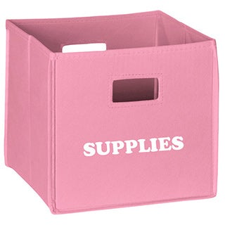 RiverRidge Kids' Folding Storage Bins