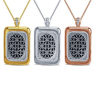 Divina CUFF Smart Jewelry Pendant - Stay Safe and Notified With Style