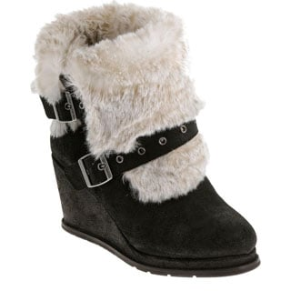 Cat By Caterpillar Boisterous Fur Womens Boots