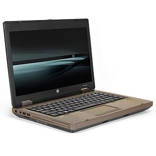 HP ProBook 6470B 14-inch 2.6GHz Intel Core i5 CPU 4GB RAM 320GB HDD Windows 7 Laptop (Refurbished)