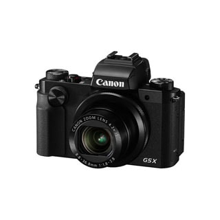 Canon Black PowerShot G5 X Digital Camera