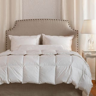 Studio 707 Synthetic-filled White Microfiber Duvet