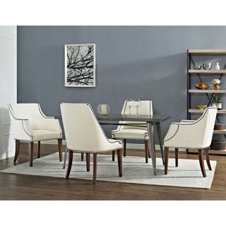 Bart Cream Side Chair - Set of 2