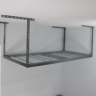 MonsterRax 4' x 8' Overhead Garage Storage Rack
