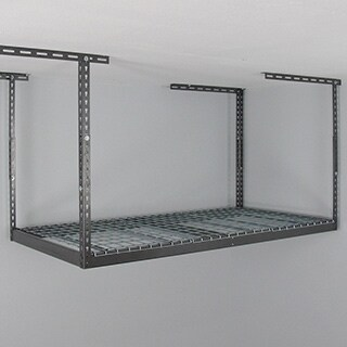 MonsterRax 3' x 6' Overhead Garage Storage Rack