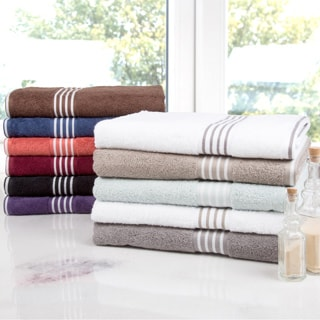 Windsor Home Rio 8 Piece Egyptian Cotton Towel Set
