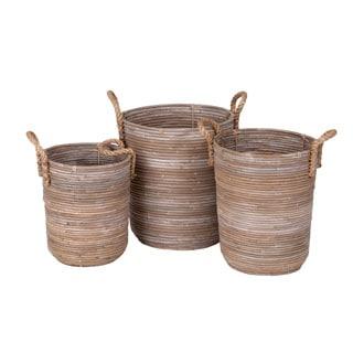 Crafted Home's Bottineau High Basket Storage