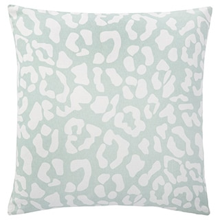 Andrew Charles 20-inch Ocelot Print Throw Pillow