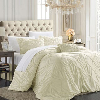 Chic Home Belvia 9-Piece Bed in a Bag Comforter Set