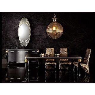 Whitehouse Large Brass 3-light Chandelier