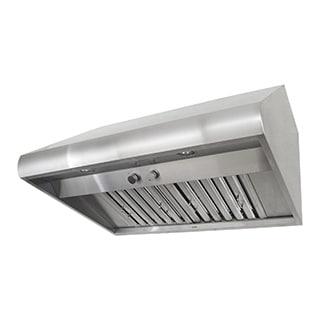 "KOBE Premium CH-100-1 Pro Series, 48"" Under Cabinet Range Hood, 1100 CFM, Stainless Steel, Baffle Filter, LED Light, QuietMode?"