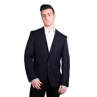 Elie Balleh Milano Italy Men's Cotton Slim Fit 2015 Style Jacket/Blazer