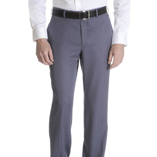Daniel Hechter Men's Tencel Modern Fitted Suit Pants
