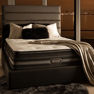 Simmons Beautyrest Black Katarina Plush Pillow Top California King-size Mattress Set