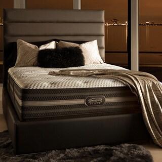 Simmons Beautyrest Black Desiree Plush Queen-size Mattress Set