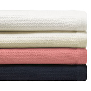 Nautica Baird Cotton Twill Blanket