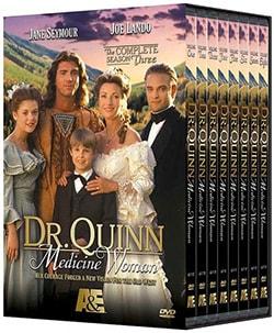 Dr. Quinn, Medicine Woman Season 3 (DVD)