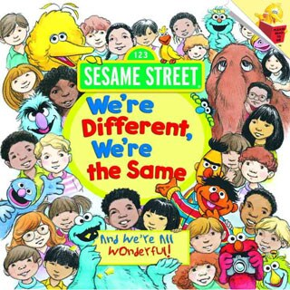 We're Different, We're the Same (Paperback)