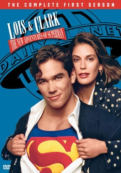 Lois & Clark: The Complete First Season (DVD)