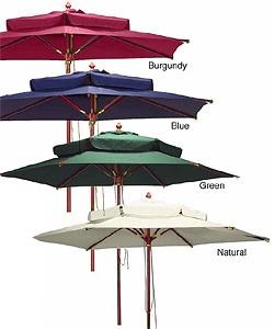 Two-tier Market Umbrella