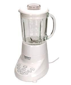 Cuisinart SPB-7FR White 7-speed Blender (Refurbished)