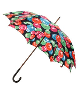 Gai Mattiola Multi-colored Umbrella