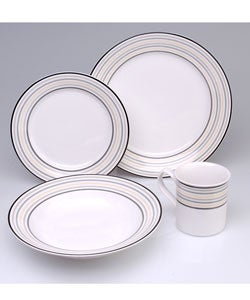 studio nova cosmic 16 pc dinnerware set 417167
