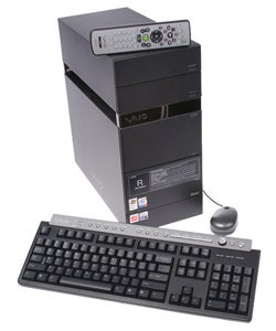 Sony VAIO 3.2GHz Pentium 4 Desktop with DVD+R/DVD-RW