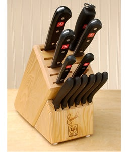 Wusthof Emeril 12-pc. Block Set