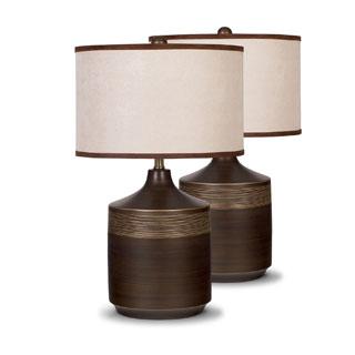 Art Van Pair of Table Lamps